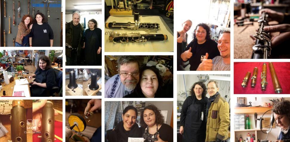 Clarinetka - galeria zdjęć
